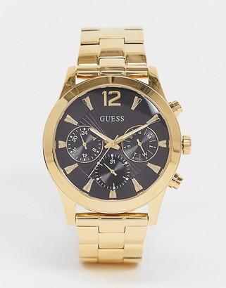 GUESS bracelet watch in gold