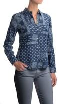 Foxcroft Addison Shirt - TENCEL®, Long Sleeve (For Women)