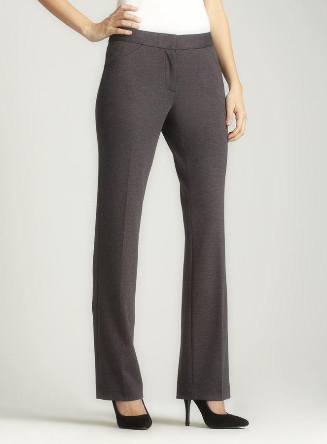Calvin Klein Charcoal Suit Pant