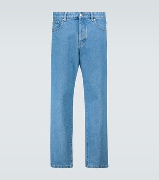 AMI Paris Straight-leg jeans