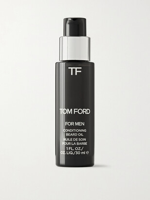 Tom Ford Oud Wood Conditioning Beard Oil, 30ml - Men