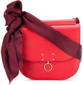 Jil Sander flap shoulder bag