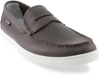 Cole Haan Pinch Weekender Nubuck Penny Loafers