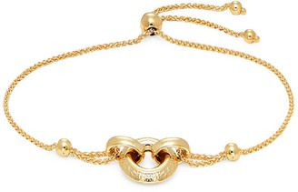 Saks Fifth Avenue 14K Yellow Gold Round-Link Chain Bracelet