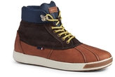 Tommy Hilfiger Leather Duck Boot High Top