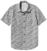 Old Navy Printed Poplin Shirts for Boys
