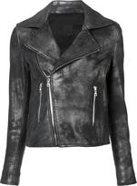 RtA sprayed jacket