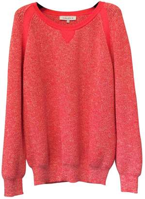 Sandro \N Orange Cotton Knitwear for Women