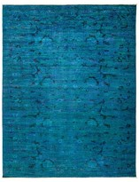 "Solo Rugs Vibrance Collection Oriental Rug, 9'2"" x 11'9"""