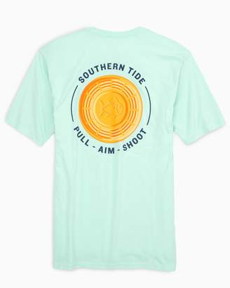 Southern Tide Pull Aim Shoot Clay T-Shirt