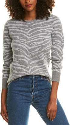 Madeleine Thompson Juno Wool & Cashmere-Blend Sweater