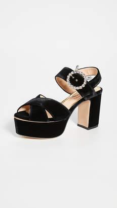 Charlotte Olympia Aristocat Sandals