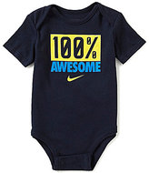 Nike Baby Boys 12-24 Months Awesome Short-Sleeve Bodysuit