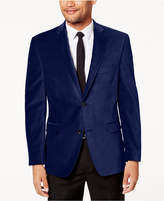 Alfani Men's Velvet Slim-Fit Sport Coat, Created for Macy's