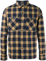 Neighborhood Luker checked flannel shirt