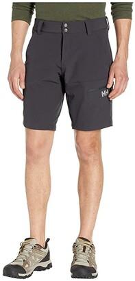 Helly Hansen Brono Shorts (Ebony) Men's Shorts