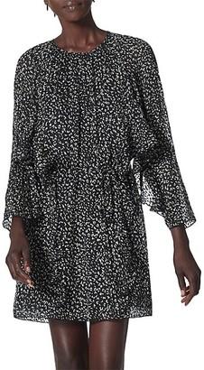 Joie Julisha Silk Woven Dress