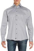 Strellson Checkered Cotton Sportshirt