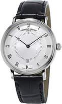 Frederique Constant FC-306MC4S36 Slimline Classics automatic stainless steel and alligator-leather watch