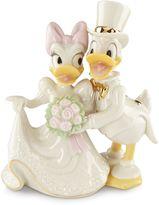 Lenox Disney Daisy's Dream Wedding Figurine