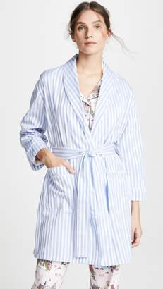Bedhead Pajamas Blue Stripe Robe