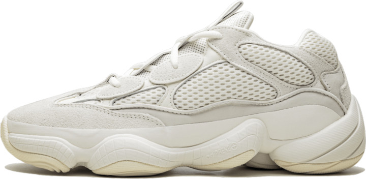 Adidas Yeezy 500 'Bone White' Shoes - Size 4