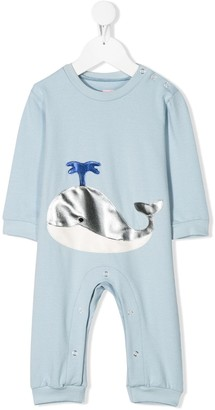 Wauw Capow By Bangbang Billy whale pajamas