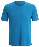 Odlo Revolution Warm Undershirt Seaport/blue Jewel Melange