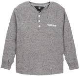 Volcom Fowler Crew Long Sleeve Pullover (Toddler & Little Boys)