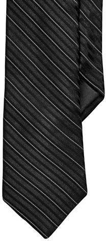 Calvin Klein Striped Slim Tie