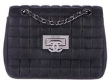 Chanel Iridescent Calfskin Mini Flap Bag