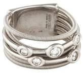 Marco Bicego Seven Band Diamond Ring