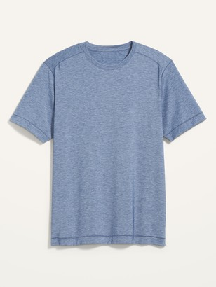 Old Navy 4-Way-Stretch Performance Crew-Neck Tee for Men