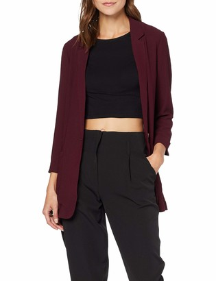 New Look Women's Tamsin Texture Blazer S8 Suit Jacket