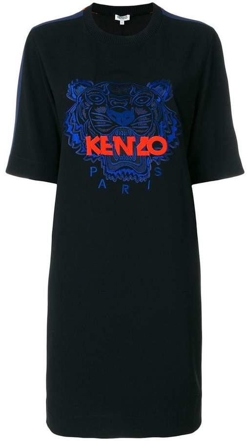 Kenzo Tiger sweat dress