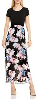 Vince Camuto Women's Poetic Bouquet Maxi Dress