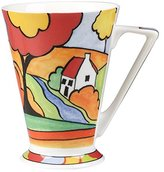 "Queens Willow River Cottage"" Mug, Multi-Colour, 230 ml"