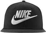 Nike Futura True Snapback Cap Black