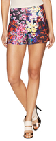 Clover Canyon Bright Blooms Shorts