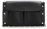 Balenciaga Tool Clutch leather shoulder bag