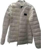 Karl Lagerfeld Paris White Polyester Coats