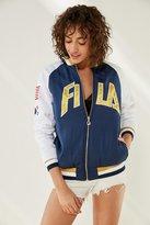 Fila + UO Flag Varsity Jacket