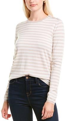 Max Mara Berma Silk & Cashmere-Blend Sweater