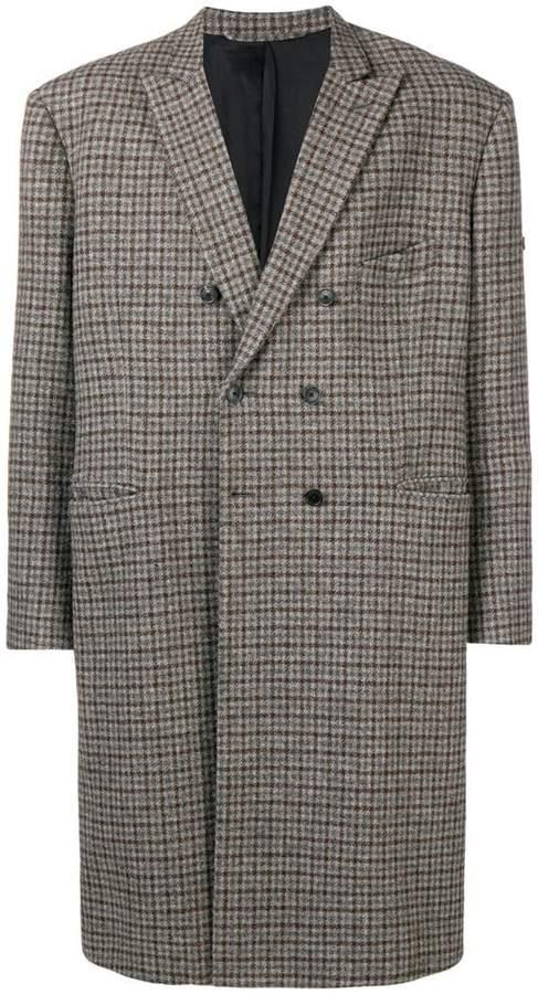 Balenciaga Washed DB coat