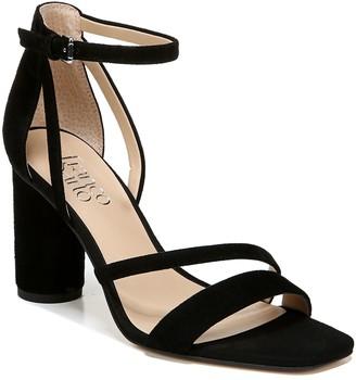 Franco Sarto Ankle-Strap Round-Heel Sandals - Atessa