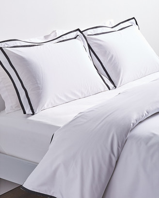 Luxury Hotel Collection Petite Stripe Duvet Set