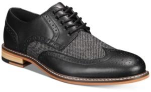 Bar III Men's Fabian Wingtip Oxfords, Created for Macy's Men's Shoes