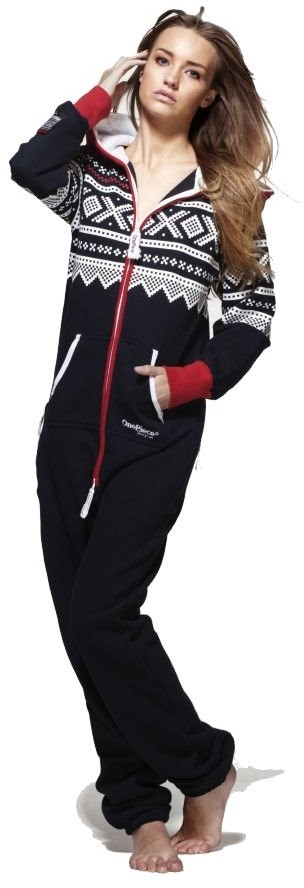 Thumbnail for your product : One Piece OnePiece Unisex Marius Relaxed Long Sleeve Onesie