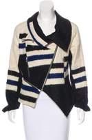 Yigal Azrouel Linen-Blend Jacket