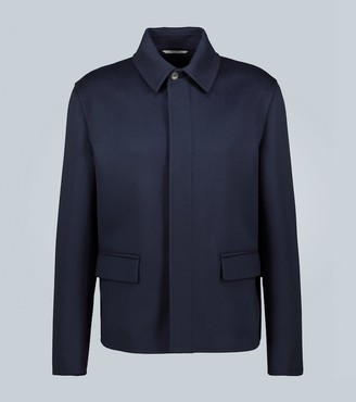 Valentino Exclusive to Mytheresa wool and cashmere-blend jacket